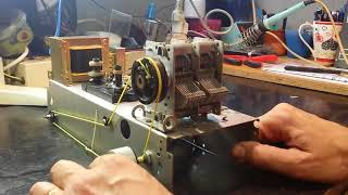 Construccion de un receptor de radio a valvulas OM con materiales reciclados