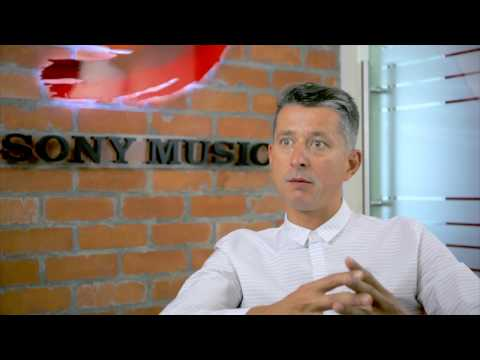 Developing Young Creative Talent at Sony Music