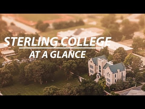 Sterling College at a Glance