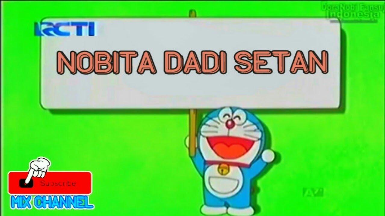 "Doraemon Jawa ""Nobita Menjadi Hantu"" Lucu Abis Bikin Ngakak"