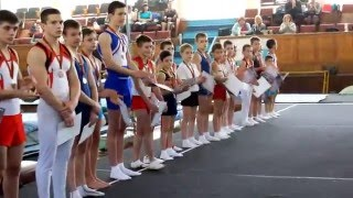Ганжела Родион  Чемпион ДНР 2015