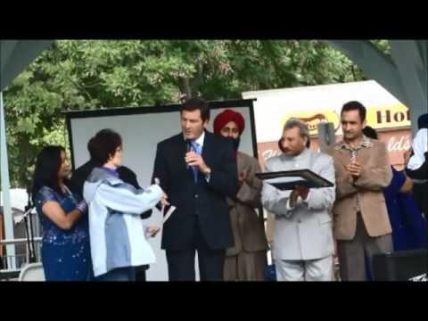 Dr. Kumar - Concord City Council Recognized by Lau...