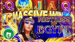 Mistress of Egypt slot machine, bonus