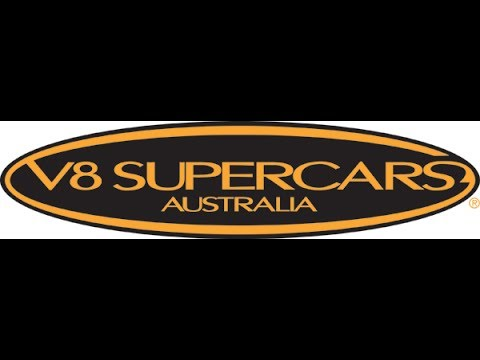 v8 super cars replay of todays race