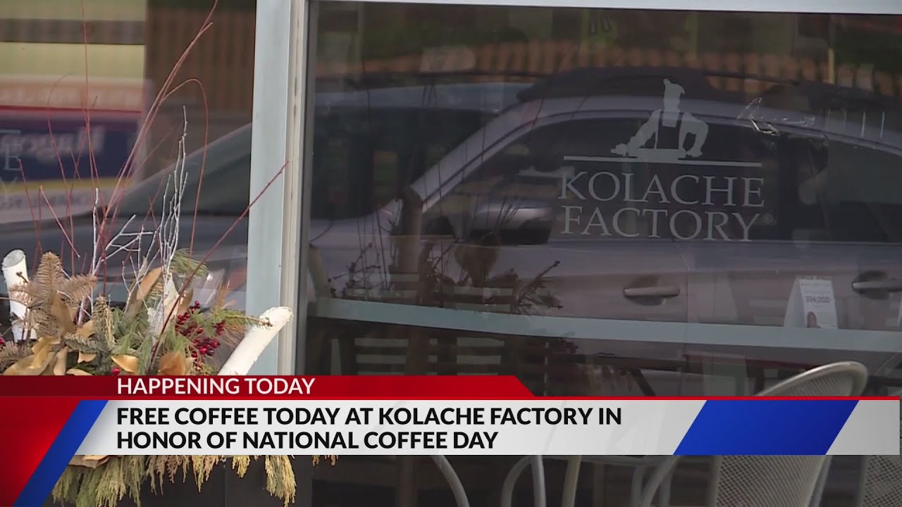 Happy National Coffee Day! Here's where you can get deals and ...