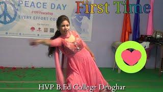 Maa mujhe jee lene do - HVP B.Ed college by Puja