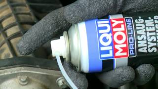 LIQUI MOLY Pro Line Intake System Cleaner Diesel #5168