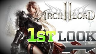 Archlord 2 - First Look
