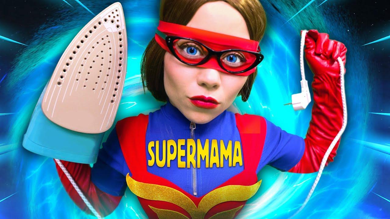 Download Wenn Mama eine SUPERHELDIN wär | Schräge Momente und Familienstreits auf La La Lebensfreude Musical