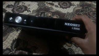 Neosat Sim Receiver Setting