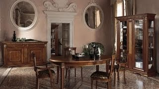 Итальянская гостиная Vivaldi ciliegio Claudio Saoncella в Москве(, 2013-05-31T06:20:14.000Z)