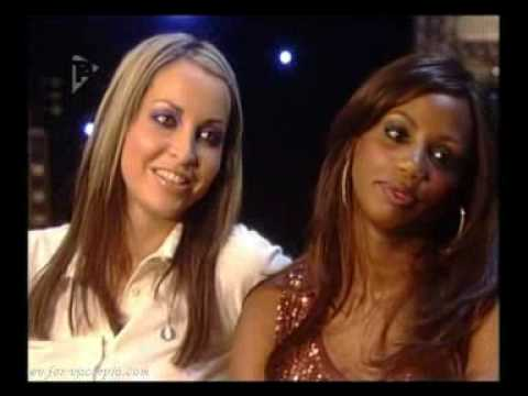 All Saints - T4 Special Reunion Interview 18/11/2006 (Part One)