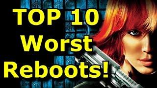 TOP 10 Worst Gaming Reboots!