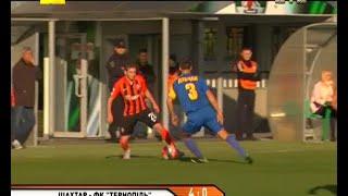 Шахтар - Тернопіль - 4:0. Відео матчу