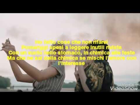 Elodie – Nero Bali (Testo) feat. Guè Pequeno e Michele Bravi