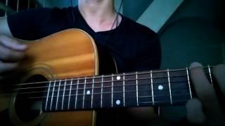Đợi Em Về -  Guitar Cover - Hải Acoustic.