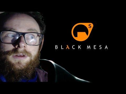 Black Mesa #01 - It's Probably Not A Problem......Probably.....