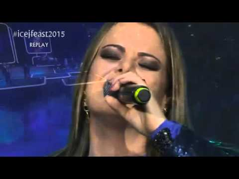 Great Are You Lord / How Great Is Our God - ICEJ 2015 - Ana Paula Valadão & Worship Team
