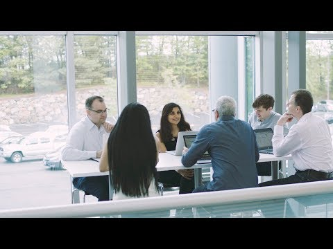 Working at Philips Lighting: Innovation Team