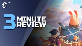 As Far As The Eye | Review in 3 Minutes (Video Game Video Review)