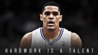 Tobias Harris: Hard Work Is A Talent (Pictures On My Wall)