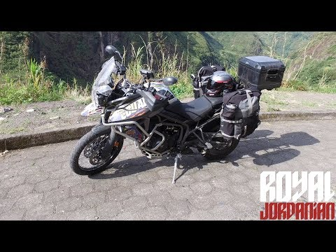 Triumph Tiger 800 - Can it tour two up? Verdict and thoughts