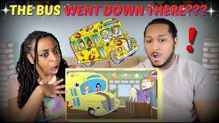 MeatCanyon &quotField Trip - A Magic School Bus Cartoon&quot REACTION!!!