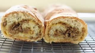 How to Make Sausage Bread
