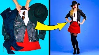 25 BRILLIANT CLOTHES HACKS TO LOOK STUNNING EVERY DAY