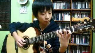 Andrea Castelfranato) Appassionata   Sungha Jung Acoustic Tabs Guitar Pro 6