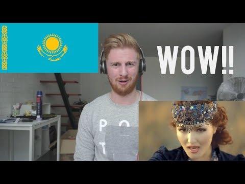 (WOW!!) Kesh You - Ризамын ( Official Music Video HD ) // KAZAKHSTAN MUSIC REACTION