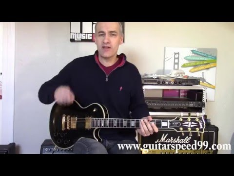 Cours de guitare - Touch Too Much (AC/DC)
