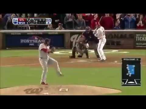Jayson Werth Game 4 Walk-Off Home Run with Radio Call