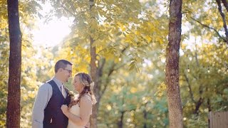 A Wedding in The Woods | PostOak Lodge Tulsa Oklahoma