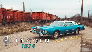 Ce dotări are un LINCOLN Continental din 1974?