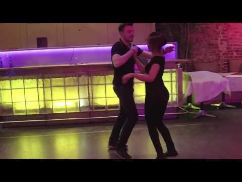 Turn off the Lights - Breaks im Salsa von Daniel & Mary