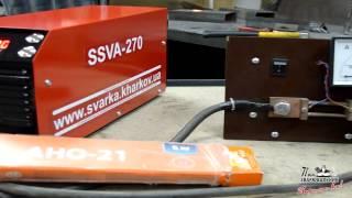 SSVA 270 электрод 5 мм(, 2015-04-14T05:24:40.000Z)
