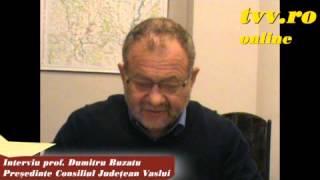 Prof. Dumitru Buzatu - Interviu