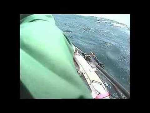 Abandoning an Ocean Rowboat on the Pacific: What Led Up To The Rescue