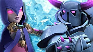 Frozen Witch or Frozen Pekka | Ruler of TH10 | Clash of Clans