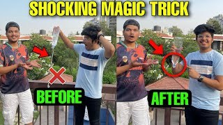 New Bottle Magic Trick Shocking Public Reaction || Part 5  - Two Side Gamers