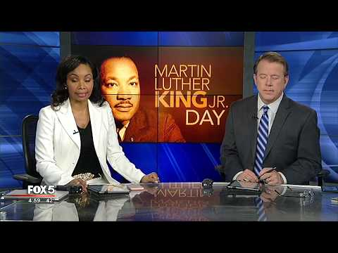 Rev  Martin Luther King, Jr  Day commemorations