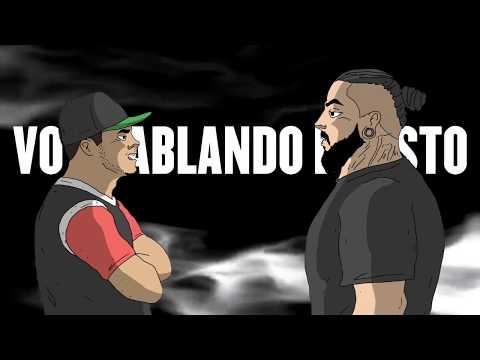 Punchs Ilustrados #14 - FMS MXICO - ACZINO vs Lobo Estepario