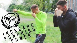 как научиться сильно бить руками? Тренировки для новичков, и бойцов со стажем до двух лет