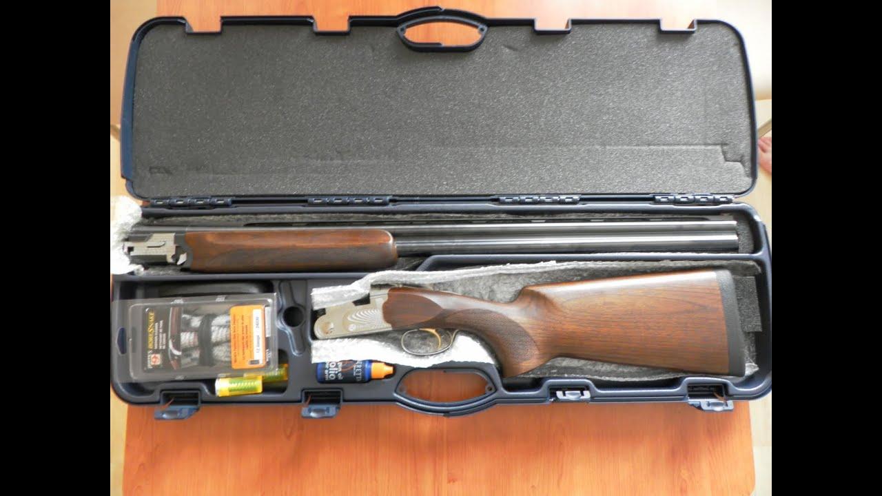 Beretta 686 E Trap Review