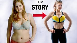 INCREDIBLE WOMAN body TRANSFORMATION Freeletics, BBG to Gym BODYBUILDING !