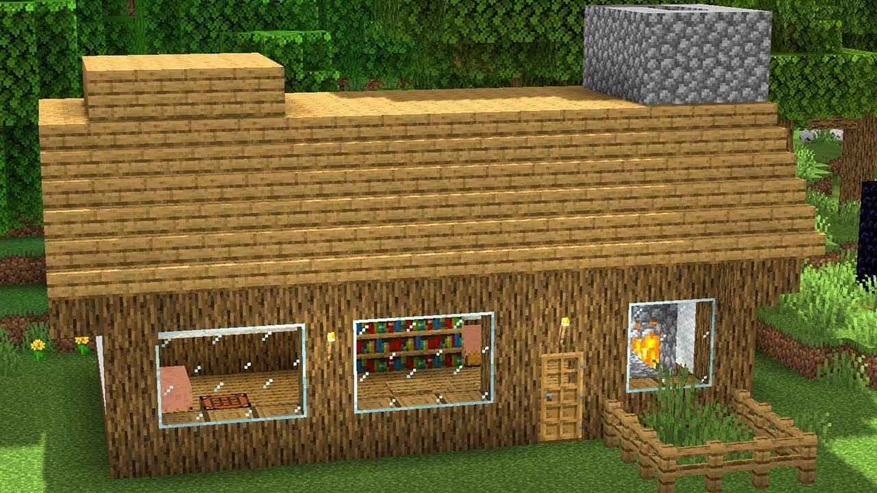 I Built The Revenge House In Minecraft Survival (#9) thumbnail