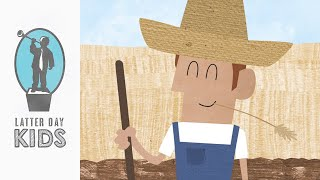 The Field is White | Animated Scripture Lesson for Kids