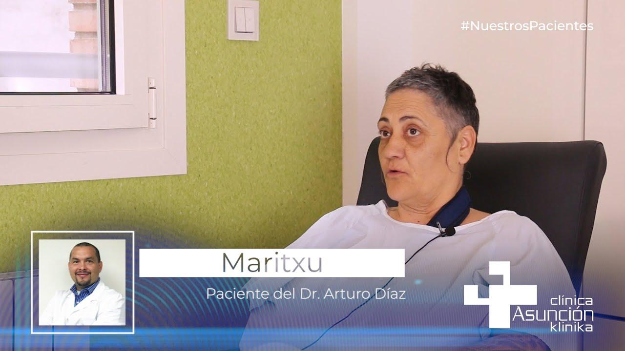 """Maritxu: """"El equipo profesional de Asuncion Klinika es humano y se merecen ponerles en valor"""""""