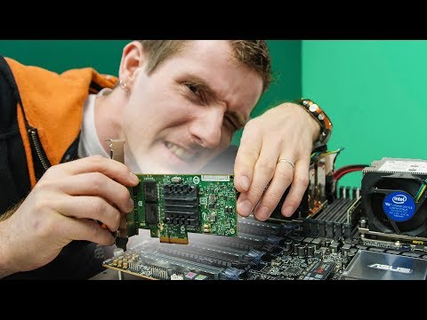 I've NEVER been so FRUSTRATED... Hot-Swapping PCIe Cards